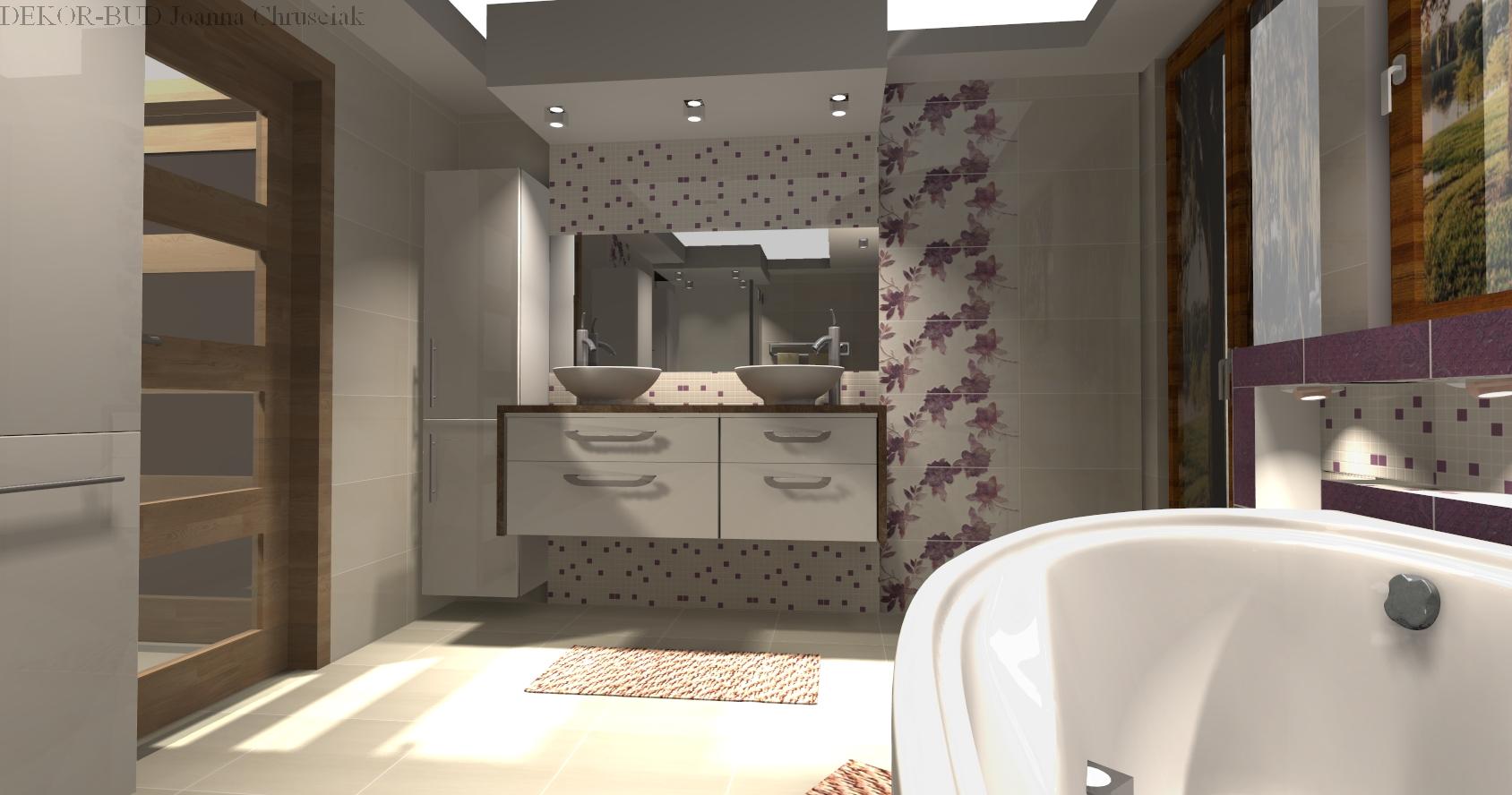 Łazienka w fiolecie -> Kuchnie W Fiolecie